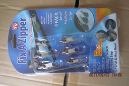 Wholesale fix a zipper fix broken zipper magic zipper slider