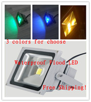 Wholesale to W outdoor LED Flood Light Waterproof IP65 Lamp AC V good quality colors