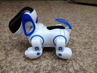 Wholesale Hot Novelty Gift Lovely Robot dog Electronic Dog Cute i ROBOT Doggie Pet Cool toy