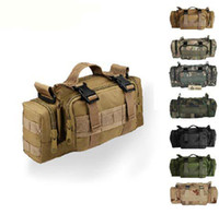 Wholesale Military SWAT Molle Utility Hunting Shoulder Waist Pouch Bag