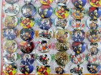 balls japan - Animation Dragon ball Z badges Dragonball Z Japan Anime badge pin set random new Brooch badge cartoon
