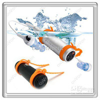 Wholesale S5Q GB FM Waterproof MP3 Digital Media Player Swimming Skating Water Sport Kits