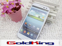 Wholesale New White Fake Dummy Model Display Phone for i9300 galaxy S3 Hot Selling Model Phone for Samsu