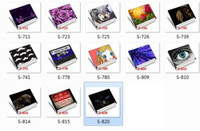Wholesale NEW ARRIVAL quot quot laptop notebook skin sticker cover all new designs mixorder retail