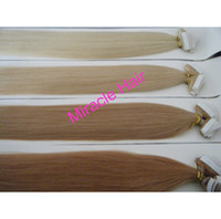 ash blonde colour - PU Tape hair Glue Skin Weft Human Indian Hair Extensions inch Length Ash Blonde Colour g pc g pack