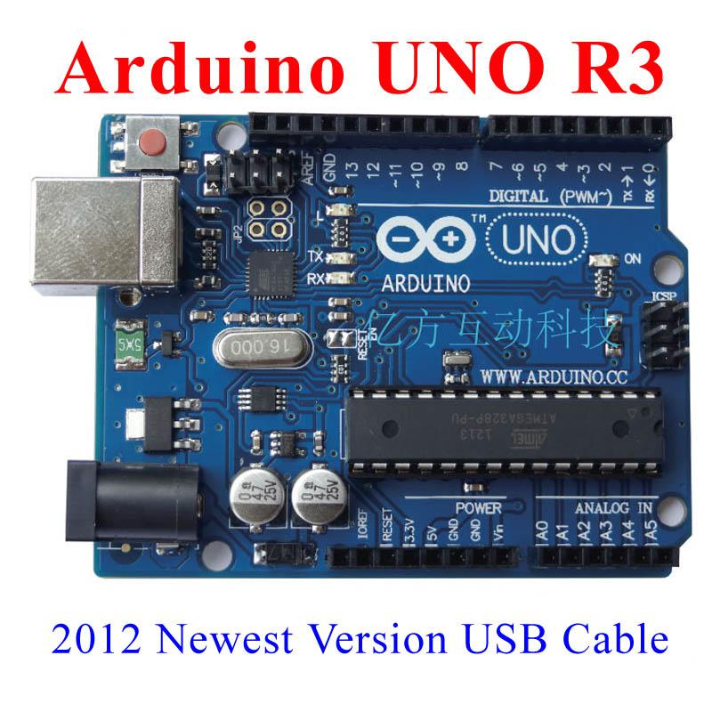 Arduino uno r newest new version board