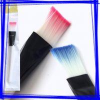 Wholesale 50pcs Makeup Tools Facial Mask Brushes Foundation Cosmetic Brush Applicators Skin Treatment Brush