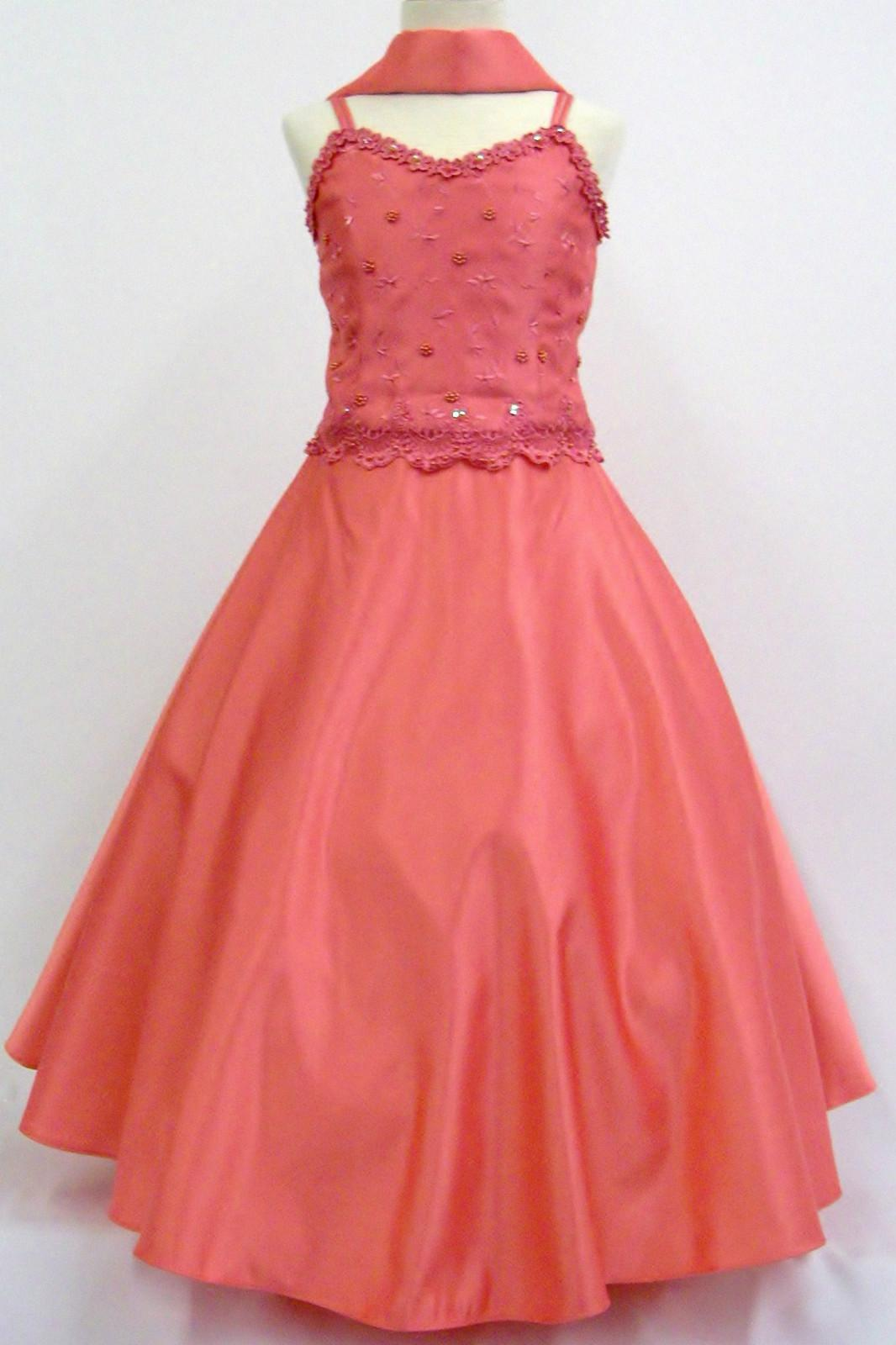 Girls party dresses size 14-16