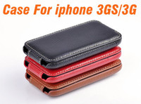 anki iphone - ANKI cowhide leather case for iphone G GS Original Flip Leather Case Cover Full Skin Pouch Fr