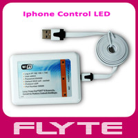 Wholesale WiFi Controller for G RF Products Iphone Control LED System WiFi Device for Iphone