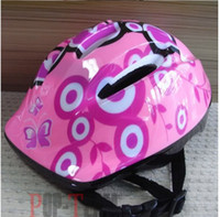 kids bike bicycle - Kids Children skating helmets Skateboard Bicycle Bike Cycling Pink