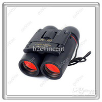 Wholesale S5Q x22 Compact Travel Bird Watching Binoculars Outdoor Telescope Boy Toy Gift