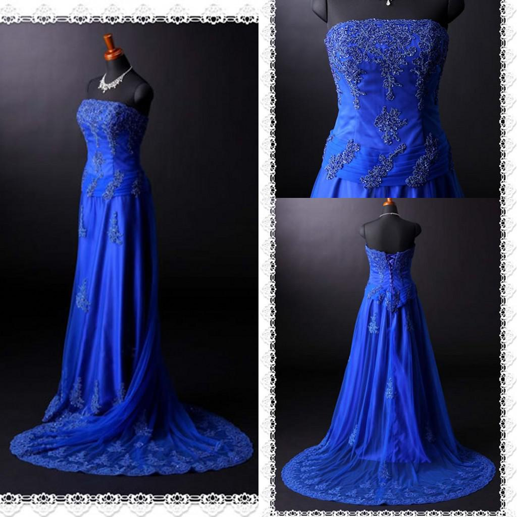 Blue Bridal Dresses Dresses Royal Blue Bridal