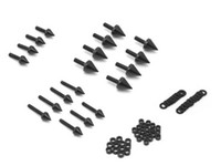 Wholesale Black Spike Fairing Bolts Aluminum For Honda CBR RR Honda CBR RR