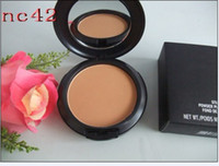 Pressed Powder acne light box - New Professional Make up Beauty Powder Poudre in box free gift