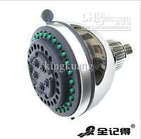 Wholesale Shower head shower pressurized showerhead ABS multi purpose the bathhouse shower adjustable water