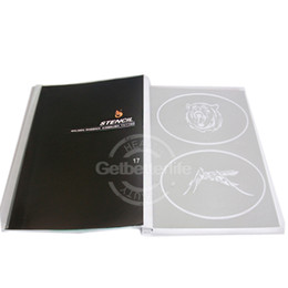 Wholesale Airbrush tattoo Stencil book Template PH SB017