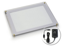 Wholesale Pro Seires LED A4 Ulta Thin Tattoo Light Box Stencil Tracing Table