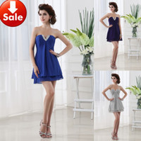 SD008 Cheap In Stock Bridesmaid Dresses Under 70$ 2015 Custo...