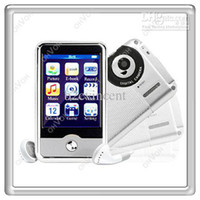 Wholesale S5Q Slim GB quot Touch Screen MP3 MP4 Media Player Digital Camera Camcorder DC