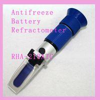 antifreeze test - Coolant Antifreeze Battery Refractometer for car testing Blue Grip RHA ATC