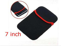 Wholesale Best For Christmas Inch Cloth Cover Case Sleeve Bag For Tablet PC Android Ebook Reader