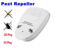 Wholesale Ultrasonic Electronic Pest Mouse Bug Mosquito Insect Repeller Electro Magnetic