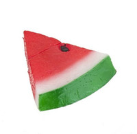 Wholesale 2 GB Watermelon USB Flash Drive Pen Stick Full Capacity Fast Ship Free Retail Gift Box