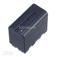Wholesale S5Q New BATTERY for SONY NP F970 NPF970 NP F970