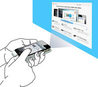 Wholesale 50pcs per MINI Projector for iPhone Black and white color New Arrival Fashion