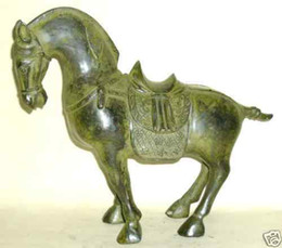 Wholesale collection Chinese bronze horse sculpture statue