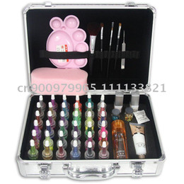 Wholesale Professional Glitter temporary tattoo Body Art Body painting Deluxe Kit