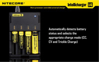 No   Nitecore BatteryCharger for 18650 16340 26650 10440 AA AAA 14500 Battery Charger Nitecore I4 Charger