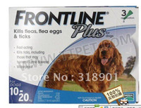 Wholesale 2011 new packaging Frontline Plus L Dogs kg Dog Flea and Tick Remedi box