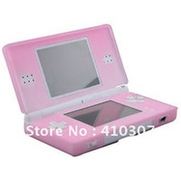 other wholesale ds games - Silicon Silicone Case Skin Cover for NDS Nintendo DS Lite Game Console with Colors Hot