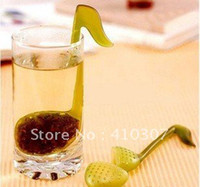 Tea Strainers   Tea Strainer Novelty Music Symbol Spoon Note Shaped Tadpole Stirrer Infuser Filter Hot Sale New Arrival 500 pcs