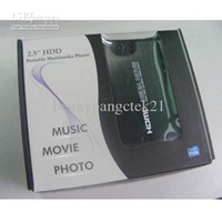 Android 2.2 1080p vob hdd player - Hot P Full Hd Media Player RMVB RM MKV AVI VOB Inch Sata Hdd With Usb Otg Player GLL07