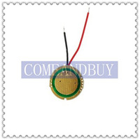 Wholesale 15mm mm V V W LED Driver Circuit Board for CREE P7 Q5 Emitter Green A drop