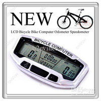 Wholesale S5Q in1 Waterproof Digital Bicycle Bike Computer Odometer Speedometer Stopwatch