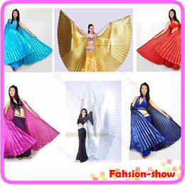 Wholesale Egyptian Egypt Belly Dance Dancing Costume Isis Wings Dance Wear Wing