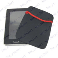 Wholesale 7 quot Soft Case Sleeve Bag Cover Pouch for Samsung Google Android Tablet PC MID EPAD Ebook