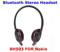 Wholesale BH BH503 Bluetooth Wireless Stereo Headset Headphone Earphone for Nokia