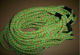 Wholesale - 700pcs lot 3 Ropes Tornado Germanium Titanium Healthy Necklace sports necklace