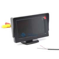 Wholesale 4 Inch LCD TFT Rearview Monitor screen Display for Car Backup Camera