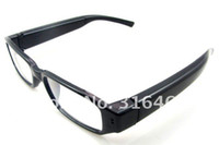 Wholesale 720P High Definition Glasses Camera Video Take Picture Support Max To32GB Free EMS