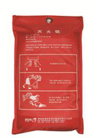 Wholesale Fire self help fire blanket Save yr self when fire emergency situation