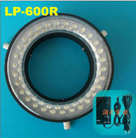 Wholesale bulb LED Stereo Microscope Ring Light with adjustable power supply