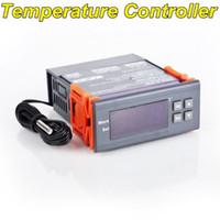 Wholesale New V mini Digital Temperature Controller Thermostat WH7016E