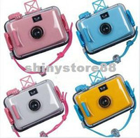 Wholesale Ultra popular Film Camera Waterproof Camera Underwater Lomo Camera Kids Camera underwater