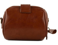 Wholesale Koreal style fashion camera bag brown shoulder bags photo backpacks